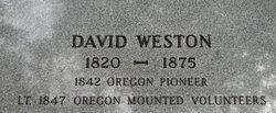 David Weston