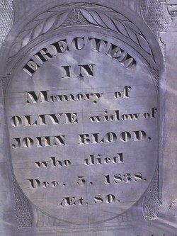 Olive <i>Ball</i> Blood
