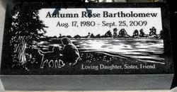 Autumn Rose Bartholomew