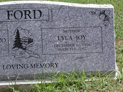 Lyla Joy <i>Foremaster</i> Ford