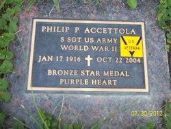 Philip P. Accettola