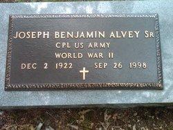 Joseph Benjamin Alvey, Sr