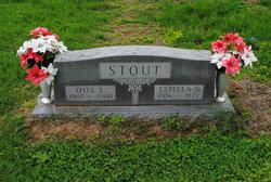 Estella Sylva <i>Voyles</i> Stout