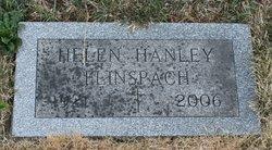Helen J. <i>Hanley</i> Flinspach