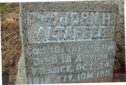 John H Altaffer