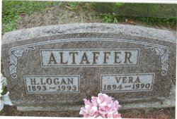 Vera Logan <i>Johnston</i> Altaffer