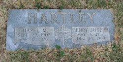 Hazel M. <i>Hobson</i> Hartley