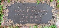 Anna F Dollye Andrews