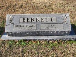 Shirley <i>Stuart</i> Bennett
