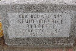 Kevin Maurice Altaffer