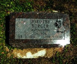 Dorothy Mae <i>Burger</i> Aspenleiter-Saichek