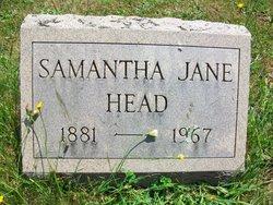 Samantha Jane Head