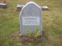 Edson F Stickney