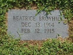 Beatrice Broyhill
