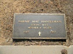 Barnie Mae <i>Sammons</i> Hanselman