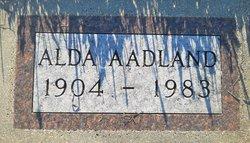 Alda Aadland