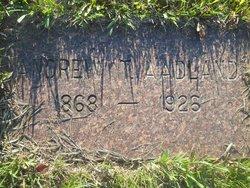 Andrew T Aadland