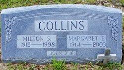 Margaret E Collins