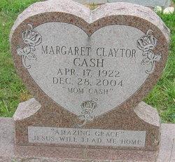 Margaret Viola <i>Claytor</i> Cash