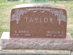 A. Marie Taylor