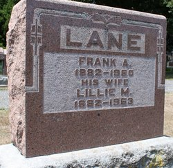 Lillie M. Lane
