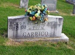 Martha A Carrico