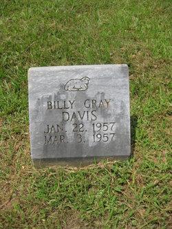 Billy Gray Davis