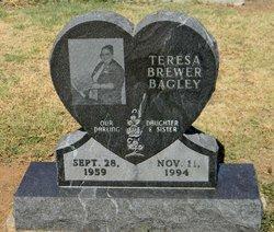 Teresa <i>Brewer</i> Bagley
