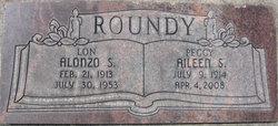 Aileen Aurelia Peggy <i>Swain</i> Roundy
