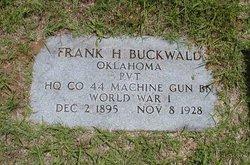Frank Herman Buchwald