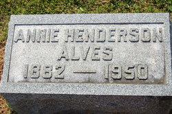 Annie Henderson Alves