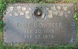 Elsie <i>Van Every</i> Bowbeer
