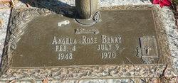 Angela Rose <i>Buckler</i> Berry