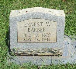 Ernest V. Barbee