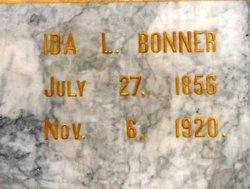 Ida L <i>Smith</i> Patterson/Bonner