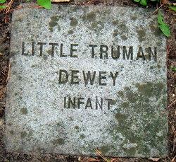Little Truman Dewey