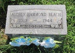 Audrey <i>Hammond</i> Beach