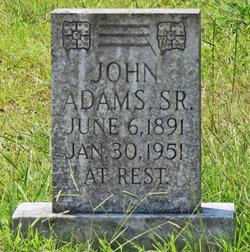 John Adams, Sr