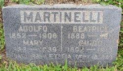 Mary <i>Ratto</i> Martinelli