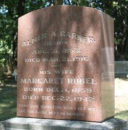 Margaret <i>Rubel</i> Garner