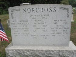 Martha <i>Norcross</i> Blake