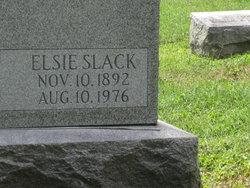 Elsie <i>Slack</i> Conway