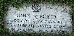 John Walter Boyer