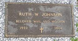 Ruth W. Johnson