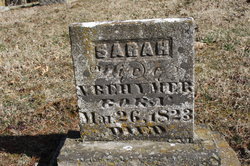 Sarah <i>Bunting</i> Behymer