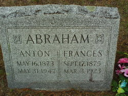 Frances Abraham