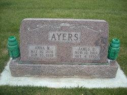 James E Ayers