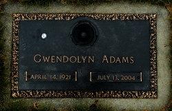 Gwendolyn Adams