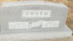 PFC Lloyd J Swarm