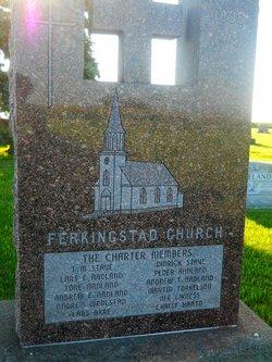 Ferkingstad Cemetery